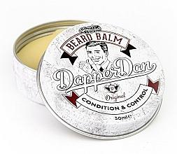 Perfumería y cosmética Bálsamo para barba con aceites de uva y aguacate - Dapper Dan Beard Balm