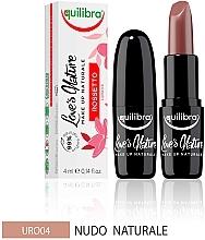 Perfumería y cosmética Barra de labios - Equilibra Love's Nature Lipstick