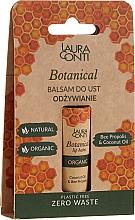 Perfumería y cosmética Bálsamo labial con aceite de coco y própolis - Laura Conti Botanical Lip Balm