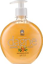 Perfumería y cosmética Jabón líquido para cuerpo y manos con extracto de espino amarillo - Seal Cosmetics Dagne Liquid Soap