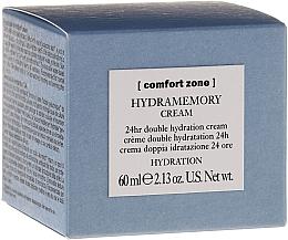 Perfumería y cosmética Gel de doble hidratación 24 horas - Comfort Zone Hydramemory Cream-Gel