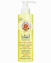 Perfumería y cosmética Loción corporal perfumada - Roger & Gallet Fleur d'Osmanthus Lait Sorbet Revitalisant