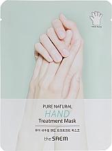 Perfumería y cosmética Mascarilla de manos natural con parafina y manteca de karité - The Saem Pure Natural Hand Treatment Mask