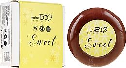 Perfumería y cosmética Jabón órganico con aceite de oliva y manteca de karité - PuroBio Home Organic Sweet