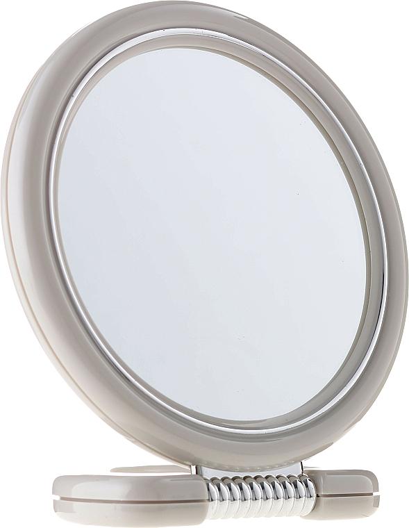 Espejo cosmético de doble cara, 12cm, 9504 - Donegal Mirror