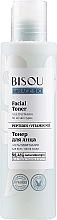 Perfumería y cosmética Tónico facial con péptidos y vitaminas - Bisou AntiAge Bio Facial Toner