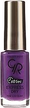 Perfumería y cosmética Esmalte de uñas de secado rápido - Golden Rose Express Dry 60 Sec
