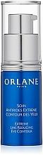 Perfumería y cosmética Crema antiarrugas para contorno de ojos con extracto de avena y proteína de soja - Orlane Extreme Line-Reducing Care Eye Contour