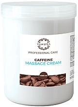 Perfumería y cosmética Crema de masaje, Cafeína - Yamuna Caffeine Massage Cream