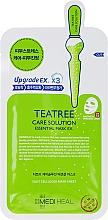 Perfumería y cosmética Mascarilla facial de tejido con extracto de árbol de té - Mediheal Teatree Care Solution Essential Mask Ex