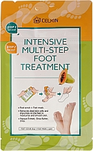 Perfumería y cosmética Tratamiento para pies con extracto de papaya y manteca de karité - Celkin Intensive Multi-Step Foot Treatment