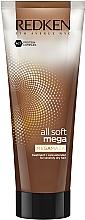 Perfumería y cosmética Mascarilla para cabello seco con proteínas y arginina - Redken All Soft Mega Mask