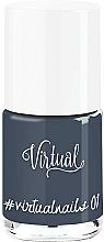 Perfumería y cosmética Esmalte de uñas - Virtual #virtualnails
