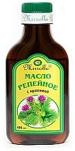 Perfumería y cosmética Aceite de bardana con ortiga - Mirrolla