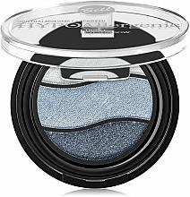 Perfumería y cosmética Sombras de ojos tricolor - Bell Trio HypoAllergenic Eyeshadow