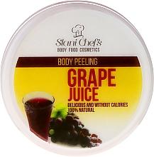 Perfumería y cosmética Peeling corporal natral, Jugo de Uvas - Hristina Cosmetics Stani Chef's Grape Juice Body Peeling