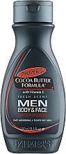 Perfumería y cosmética Loción corporal - Palmer's Cocoa Butter Formula Men Body & Face Lotion