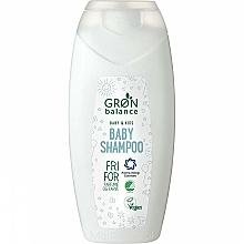Perfumería y cosmética Champú hipoalergénico para bebés sin perfume - Gron Balance Baby Shampoo