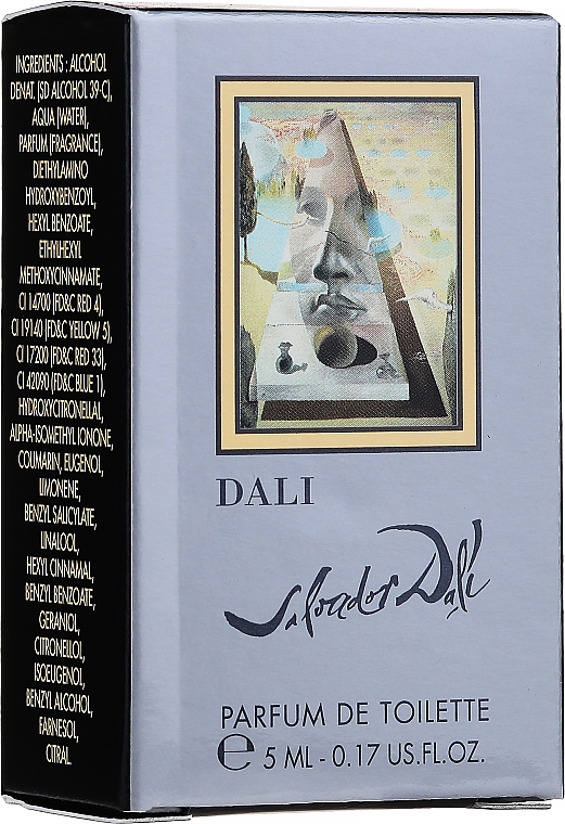 Salvador Dali Salvador Dali - Eau de parfum (mini)  — imagen N2