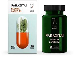 Perfumería y cosmética Complemento alimenticio antiparasitario - You & Oil Food Shots Parasites Cleanse Support