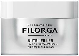 Perfumería y cosmética Crema facial reparadora con algas rojas - Filorga Nutri-Filler Replenishing Cream