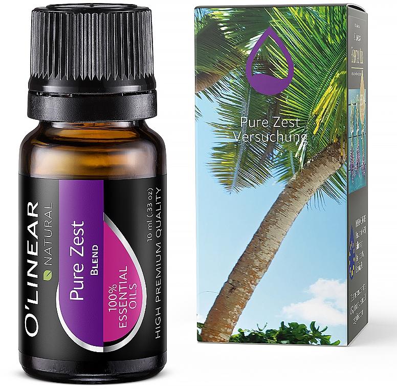 Mezcla de aceites esenciales, seducción - O`linear Pure Zest Blend Of Essential Oils