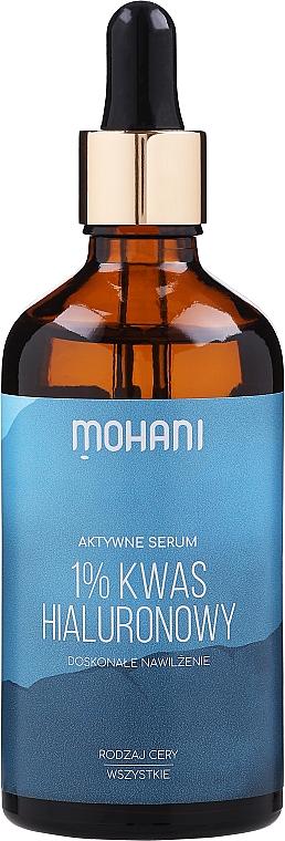 Ácido hialurónico rellenador de arrugas 1% - Mohani Hyaluronic Acid Gel 1%