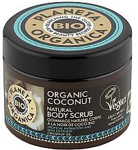 Perfumería y cosmética Exfoliante corporal con aceite de coco orgánico - Planeta Organica Organic Coconut Natural Body Scrub