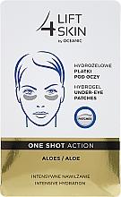Perfumería y cosmética Parches para debajo de los ojos con aloe - Lift4Skin Hydrogel Under-Eye Patches Aloe