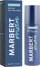 Perfumería y cosmética Bálsamo aftershave - Marbert Man Skin Power Soothing After Shave Balm