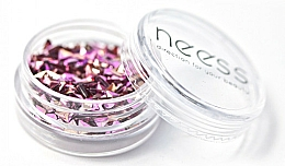 Perfumería y cosmética Decoración de uñas, triángulo - Neess Blink Effect Jet Decoration