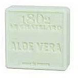 Perfumería y cosmética Jabón artesanal con aloe vera y aceite de almendras - Le Chatelard 1802 Soap Aloe Vera