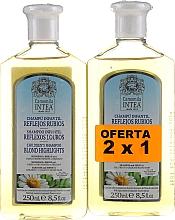 Perfumería y cosmética Set champús - Intea Children Camomile Shampoo (champú/2x250ml)