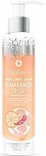 Perfumería y cosmética Loción para manos y cuerpo con naranja & chile - Kabos Wild Orange & Chilli Hand & Body Lotion