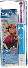 Perfumería y cosmética Cepillo dental eléctrico infantil, Frozen - Oral-B Kids