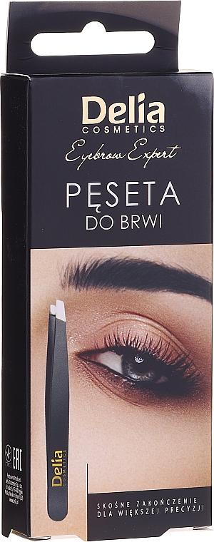 Pinza para cejas - Delia Cosmetics Eyebrow Expert