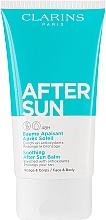 Perfumería y cosmética Bálsamo facial y corporal after sun con manteca de karité - Clarins Soothing After Sun Balm 48H