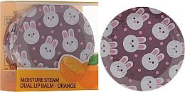 Perfumería y cosmética Bálsamo labial doble, naranja - SeaNtree Moisture Steam Dual Lip Balm Orange 3