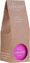 Perfumería y cosmética Desodorante crema natural con aceite de lavanda - The Lekker Company Natural Lavender Deodorant