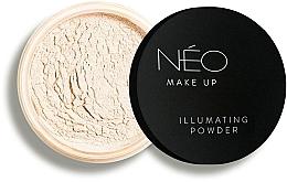 Perfumería y cosmética Polvo facial iluminador - NEO Make Up Illuminating Powder