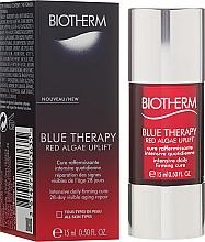 Perfumería y cosmética Sérum facial reafirmante con extracto de algas - Biotherm Blue Therapy Red Algae Lift Cure