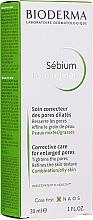 Perfumería y cosmética Tratamiento poros dilatados para pieles con imperfecciones - Bioderma Sebium Pore Refiner
