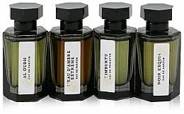 Perfumería y cosmética L`Artisan Parfumeur Collection D'Orient - Set (eau de toilette/mini/5ml + eau de parfum/mini/3x5ml)