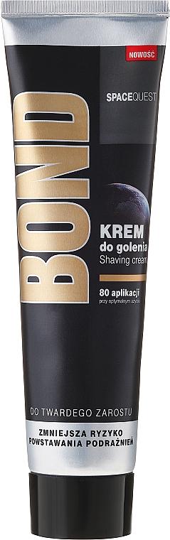 Crema de afeitar con aceite de coco y glicerina - Pharma CF Bond Shaving Cream