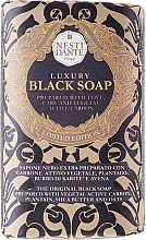Perfumería y cosmética Jabón natural con carbón activado y manteca de karité - Nesti Dante Luxury Black Soap