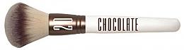 Perfumería y cosmética Brocha kabuki para polvo suelto de maquillaje - Novara Chocolate No. 20 Taklon Loose Powder Brush