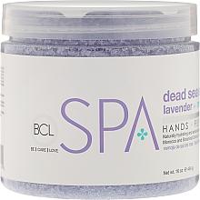 Perfumería y cosmética Sal marina natural con extracto de lavanda - BCL SPA Jasmine Lavender Salt Soak