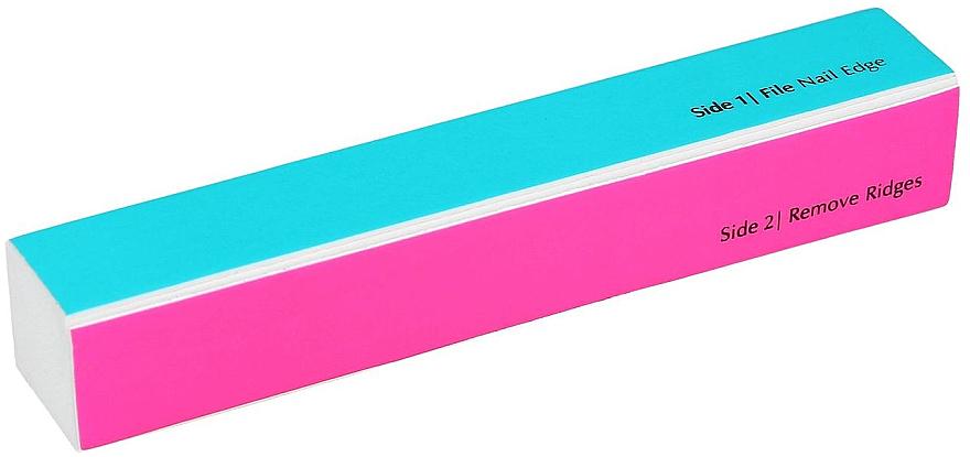 Bloque pulidor de uñas - Tools For Beauty 4-way Nail Buffer Block