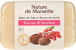 Perfumería y cosmética Jabón de Marsella con bayas de goji & aceite de karité - Nature de Marseille Soap