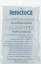 Perfumería y cosmética Rodillos para rizado permanente de pestañas, XXL, 36uds. (recambio) - RefectoCil Eyelash Perm